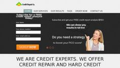 Our credit repair services work to fix past credit mistakes and verify credit report accuracy. Talk to a credit repair expert today! http://creditrepairco.net/ credit repair