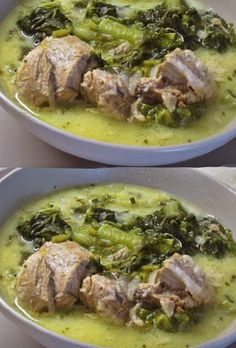 Greek Recipes, Pork, Meat, Kale Stir Fry, Greek Food Recipes, Pork Chops, Greek Chicken Recipes