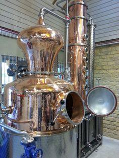 Cotswolds Distillery hybrid column still