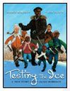 LITERATURE: Testing the Ice Q&A for Kids with author