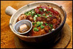 Heun Kee Charcoal Claypot Chicken Rice @ Jalan Yew, Pudu KL