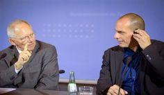 What say SYRIZA, what writes the mail Varoufakis