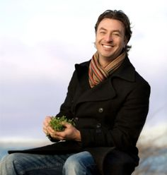 Tareq Taylor, can't wait for his new BBC show Tareq Taylor's Nordic Cookery.