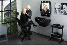 Doteaza-ti salonul cu un echipamente profesionale, pentru a crea un spatiu elegant, rafinat, in care clientele tale sa se intoarca mereu cu drag!