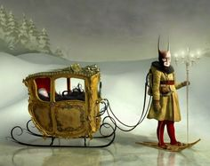Disturbing Surreal Art | Fine Art and You: 25 Unusual, Surreal and Disturbing Paintings by Ray ...