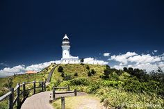 Lighthouse - Byron Bay, New South Wales Australia