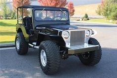 Love the Willys!  #jeep #bendercustoms #willys