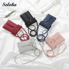 Women Vintage Mini Messenger Shoulder bag  New mini shoudler bag with tassel buckle design. It is very elegant and stylish. #fashion 5 colors are available. Get it here >>https://goo.gl/R4oyYN