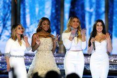 Fifth Harmony at Disney Holiday Celebration