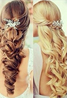 OMG this hair!!!  So beautiful   Weddings. Prom.  Formals.