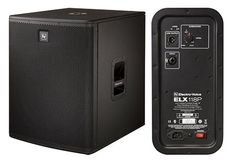 ev-electro-voice-elx118p-18-inch-powered-subwoofer-single-elx-118p-3893-p Powered Subwoofer, Lockers, Locker Storage, Dj, Cabinet, Phone, Furniture, Home Decor, Box