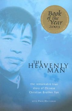 Brother Yun is an amazing man of faith!