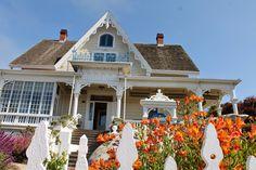 MacCallum House Bed & Breakfast in Mendocino, CA.  Randomocity: The Magic of Mendocino
