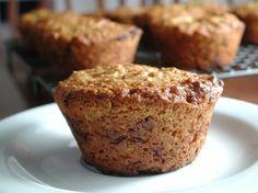 Orange Date Muffins (Or Chocolate Chip)