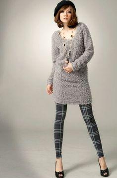 Stylish Warm Soft Long Sweaters for Women