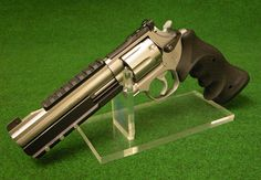 badger-actual: Smith and Wesson Model 686. - Coffee and Spent Brass