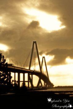 Bridge in Charleston, SC