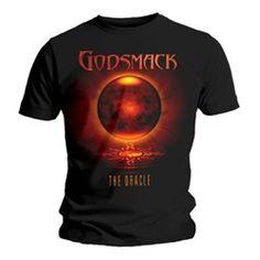 Godsmack Oracle shirt