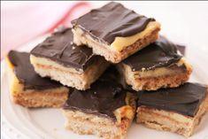 Foodlovers FL Helen Jackson recipes food, Caramel weetbix slice Photos by Carolyn Robertson