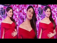 8 months pregnant Kareena Kapoor at Lux Golden Rose Awards 8 Months, Kareena Kapoor, Awards, Photoshoot, Formal Dresses, Rose, Youtube, Fashion, Dresses For Formal