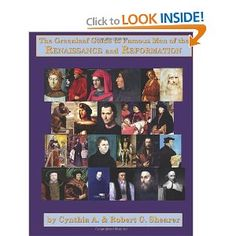 The Greenleaf Guide to Famous Men of the Renaissance and Reformation: Cynthia A Shearer, Robert G Shearer: 9781882514113: Amazon.com: Books
