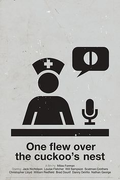 Simplicity movie poster One Flew Over the Cuckoo's Nest