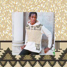 Estampa Floral Concept desenvolvida para a moda masculina. Disponível em nosso acervo.  Para solicitar essa e/ou outras estampas entre em contato pelo e-mail: contato@estudiolabart.com.br