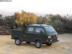 '90 VW DOKA Syncro Tristar for sale