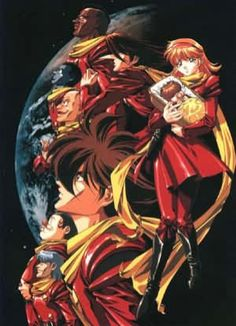 Cyborg 009 July 21, 1966 by Toel Animation. Some of my background characters are monster like as well. This anime film is futuristic (sci-fi) themed just like my animation.