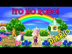 Animal Crossing New Leaf | ¡¡¡No soy una ladrona!!! | DIARIO