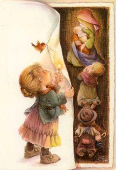 12-Beaux tableaux de Lisi Martin