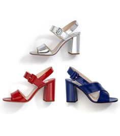 Prada shoes from 2013 collection
