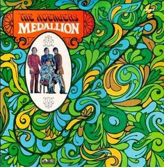 """The Avengers """"Medallion"""" Third and last album from this New Zealand band, and if…"""