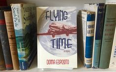 Flying Time: A Novel by Donna Esposito