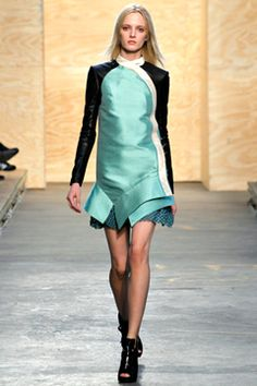 Proenza Schouler Fall 2012 Ready-to-Wear Collection