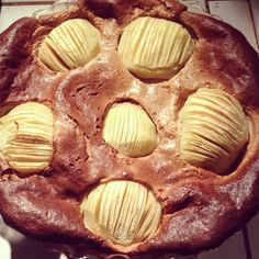 Tarte normande et Carambar - Norman pie and Carambar #faitmaison #cuisine #food #tarte #carambart #pomme #bonbon #instafood