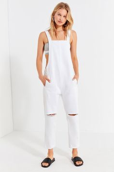 One Teaspoon Walker Overall Jumpsuit | Urban Outfitters