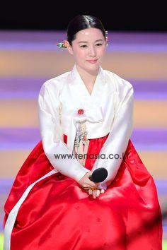이영애 한복(대여)_양단 흰저고리/다홍치마 : 네이버 블로그