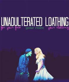 wicked musical quotes - Bing Images