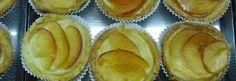 Receita de Tortinhas de maçã crocante - Show de Receitas