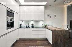 Modern kitchen - interior design