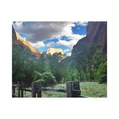 Temple of Sinawava Zion National Park Utah Square Sticker Zion National Park, National Parks, Vacation Pictures, Beautiful Moments, Utah, Temple, In This Moment, Canvas Prints, Fine Art