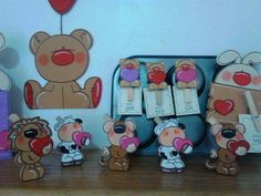 Bazaar Crafts, Tole Painting, Cartoon Pics, Precious Moments, Biscuit, Folk Art, Decoupage, Diy And Crafts, Projects To Try