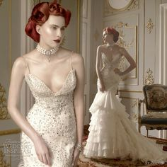 couture dresses | St. Pucchi Couture Wedding Dresses 2012 | Wedding Inspirasi