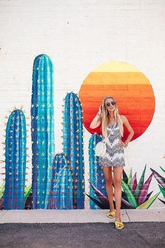 First Timers Guide to Scottsdale Murals Street Art, Street Wall Art, Best Street Art, Mural Wall Art, Graffiti Wall, Instagram Wand, Iloilo, Pintura Exterior, Arizona Travel