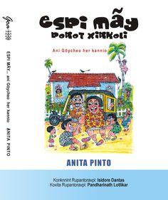 Set in Goa. Soon to be translated (hopefully. into Portuguese and Konkani! Goa, Author, Comics, Portuguese, Script, Books, Prints, Script Typeface, Libros