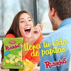 #Rizadas, el complemento para todo momento, ¡Sigue la onda Rizadas!