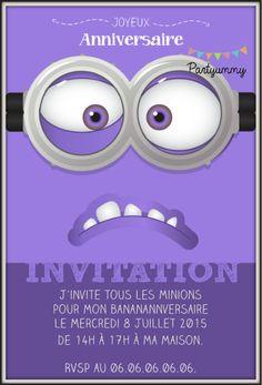 83 Meilleures Images Du Tableau Minions Kids Minions Birthday