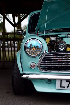 love old minis
