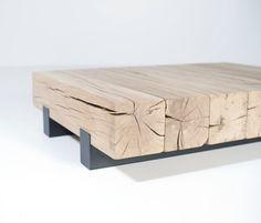 Beam coffee table von Van Rossum | Couchtische